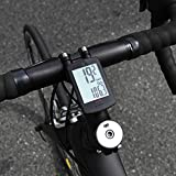 LINGJIA Multifunctional Bicycle Odometer Bike