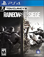 Rainbow Six Siege is an intense, new approach to the first-person shooter experience. Choose from a variety of unique Counter-Terrorist Operators and master their abilities as you lead your team through tense, thrilling, and destructive team-...