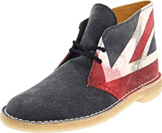 Clarks Men's Desert Boot,Union Jack,7 M US (B0058ZNQZ8) | Amazon price tracker / tracking, Amazon price history charts, Amazon price watches, Amazon price drop alerts