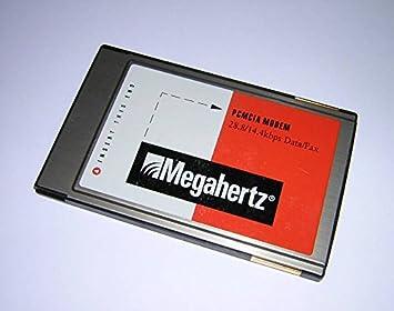 Amazon Com Megahertz By Us Robotics Model Cc3288 Pc Card Modem
