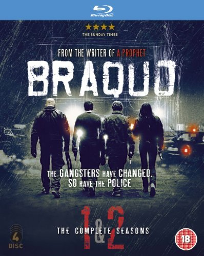 Braquo: Complete Seasons 1 & 2 [Region B]