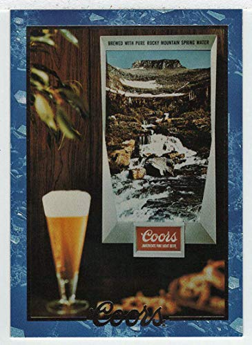 Pilsner Scenic Display - Coors Cards (Trading Card) # 43 - Coors Brewing 1995 NM/MT