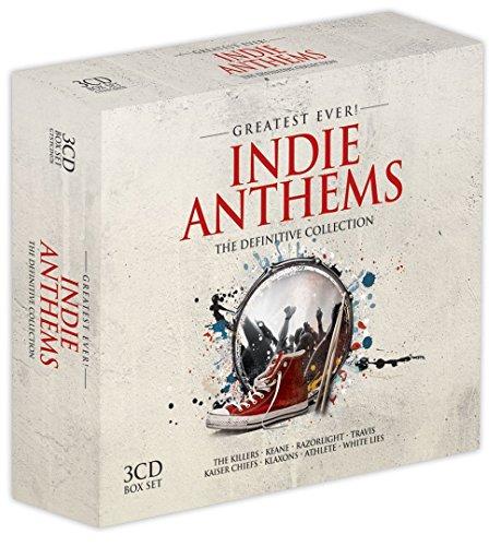 Indie Anthems / Various (United Kingdom - Import, 3PC)