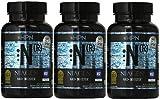 N (R) Niagen Nicotinamide Riboside 3 pack 60 capsules each