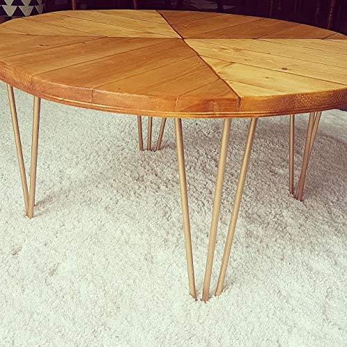 Table Basse Motifs Chevrons Amazon Fr Handmade