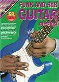 Funk and R and B Guitar Method, Peter Gelling, 1875690727