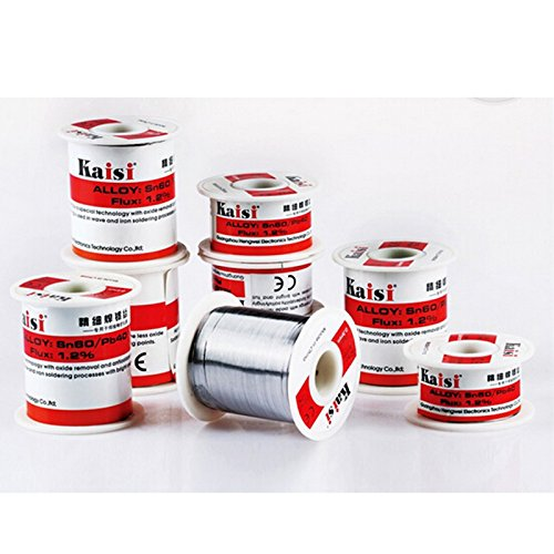 50g 0.6mm Tin Lead Rosin Core Solder Soldering Wire - 3