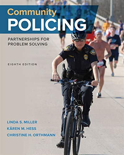 the police in america 8th edition - 9
