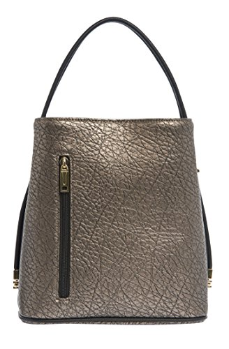 samoe-style-metallic-bronze-crackle-classic-convertible-handbag