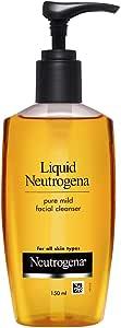 Neutrogena Liquid Mild Facial Cleanser, 150ml