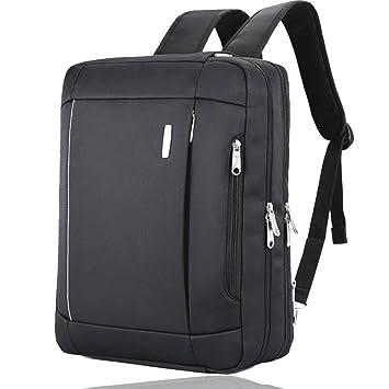 Mochila Convertible Multifuncional Mochila portatil 17.3 Pulgada impermeable convertible en bandolera maletin bolsa muy practica a universidades empresarios ...