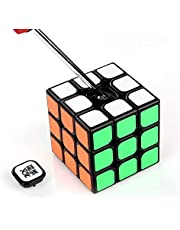 Moyu Aolong V2 3x3 Speed Cube 3x3x3 Smooth Magic Cube Puzzle Toys Enhanced Edition Black 57mm