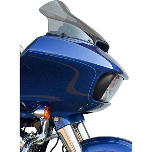 Klock Werks 14'' Tint Sport Flair Windshield for 2015 & Newer Harley-Davidson Road Glide models