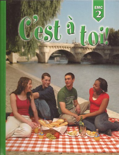 C'est a Toi: Level 2 (French Edition)