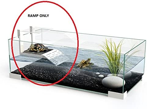 Replacement Turtle Terrapin Ramp for use with Tartarium Tank or glass 3-4mm