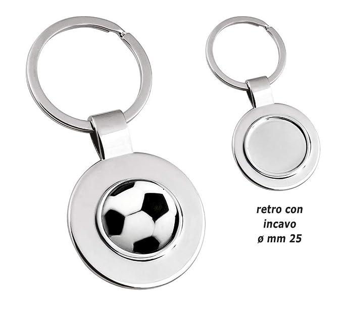 Ten Llavero Balon de Futbol cod.EL7751 cm 7,8x3,5x1h by Varotto ...