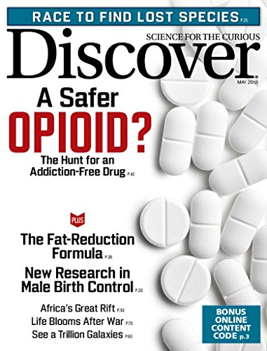 Magazines : Discover