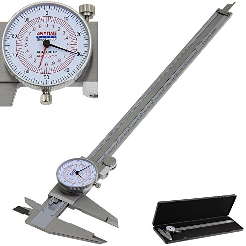 Anytime Tools Dial Caliper 12