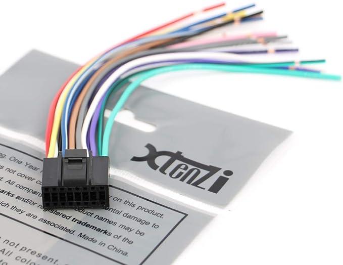 Power Acoustik Power /& Speaker Harness PL-622HR