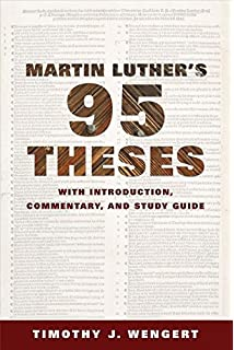 luther 95 theses modern translation On oct 31, 1517, martin luther nailed his 95 theses to the door of germany's wittenberg castle church and inadvertently ushered in what came to be known as the reformation in his theses.