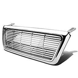Ford F-150 11th Gen Exterior Body Kit (Chrome Front Grille)