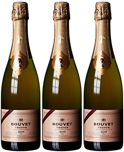 Bouvet-Ladubay Bouvet-Ladubay Tresor Rosé Brut   Brut (1 x 0.75)