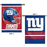 New York Giants 2-sided Banner Flag