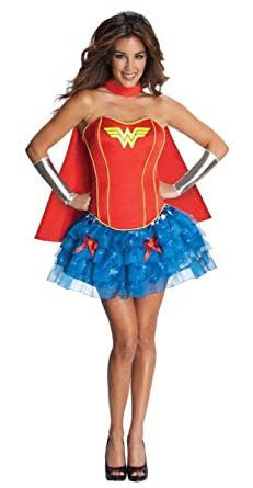 Disfraz de Wonder Woman sexy: Amazon.es: Ropa y accesorios