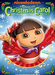 Doras Christmas Carol Adventure Dora The Explorer