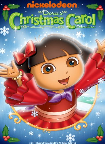 Dora's Christmas Carol Adventure (Dora the - Nick Jr Dora Explorer