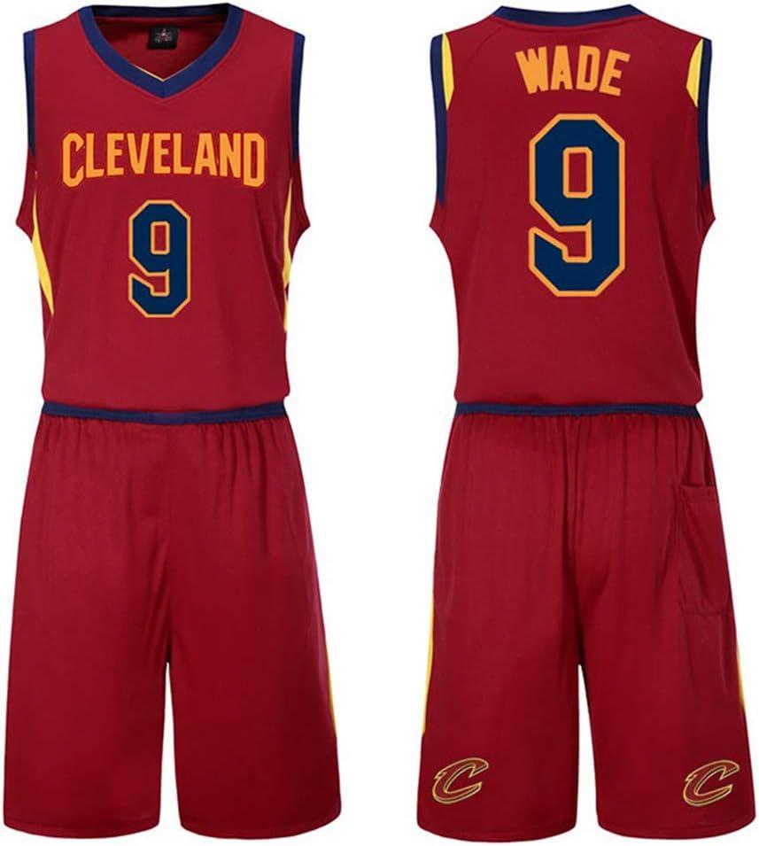 HSWU-DRESS NBA Cleveland Cavaliers Dwyane Tyrone Wade, Jr ...