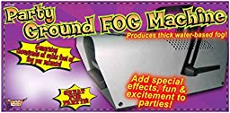 Forum Novelties Party Ground Fog Machine