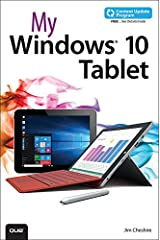 My Windows 10 Tablet (includes Content Update Program): Covers Windows 10 Tablets including Microsoft Surface Pro (My...) (English Edition) eBook Kindle