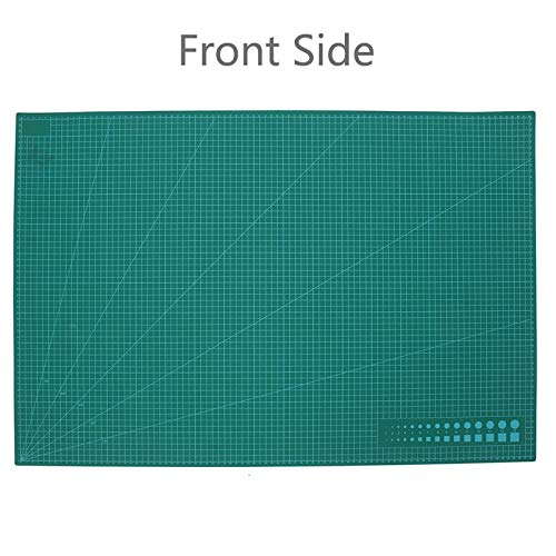 DalaB A1 PVC Self Healing Rotary Cutting Mat Double-Sided Quilting Grid Lines Printed Board DIY Patchwork Craft Tools Cutting Board