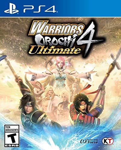 WARRIORS OROCHI 4 Ultimate - PlayStation 4 -  KT