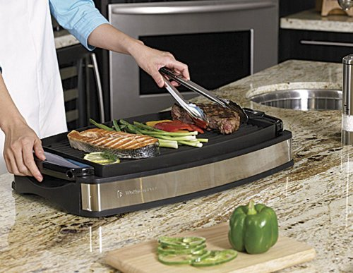 Wolfgang Puck Electric Reversible Grill And Griddle The