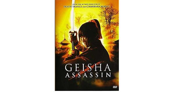 Geisha Assassin [Reino Unido] [DVD]: Amazon.es: Cine y Series TV