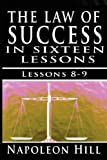 Law of Success Volume Viii Ix Self Cont, Napoleon Hill, 9562912035