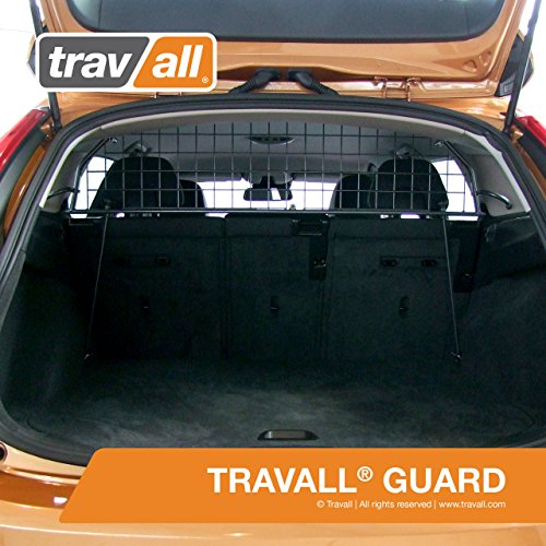 VOLVO V60 Wagon Pet Barrier (2010-Current) - Original Travall Guard TDG1323 by Travall