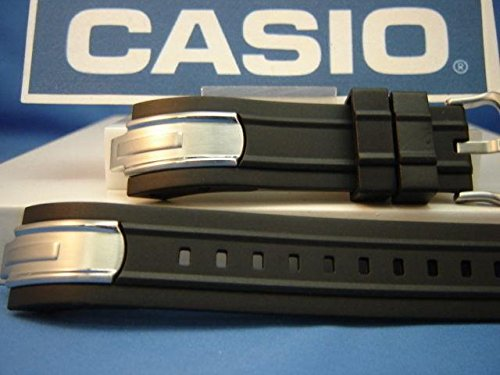 Casio watch band amw-200 with T Bar Attachingピン  B07FBQT1VX