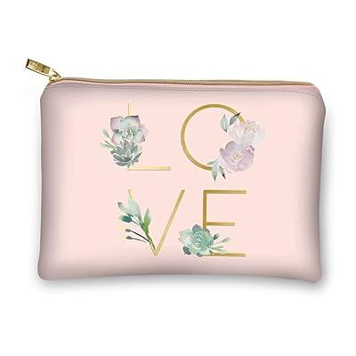 Punch Studio Lady Jayne Cosmetic Make Up Glam Bag Case (Bold Love)