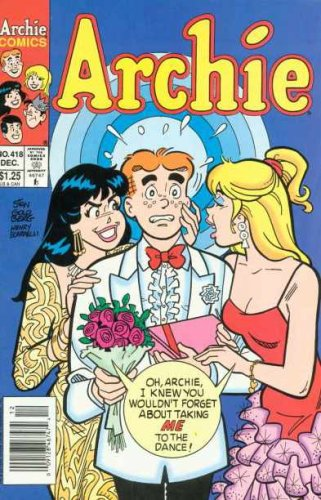 Download Archie #418 (December 1993) (B001T7IBZ4) B001T7IBZ4