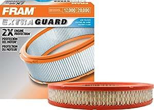 FRAM CA4958 Extra Guard Round Plastisol Air Filter