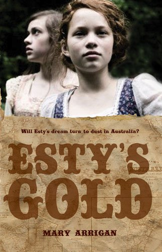 Esty's Gold - Mary Frances Tie