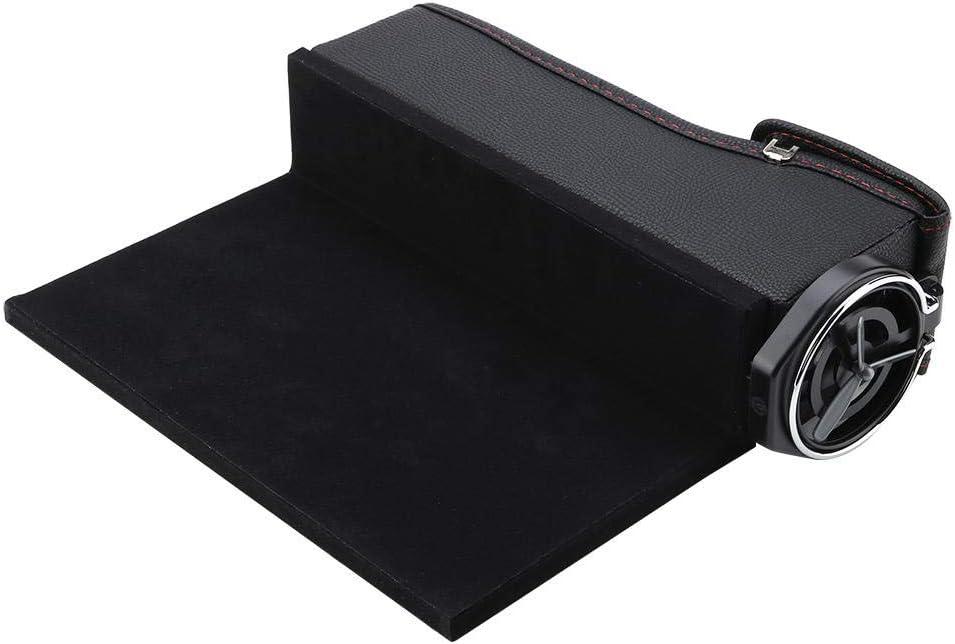 Pasamer Multi-Fonction en Cuir Voiture si/ège Droit Crevasse Stockage bo/îte Porte-gobelet Organisateur de Poche Entre Console si/ège et Console 01