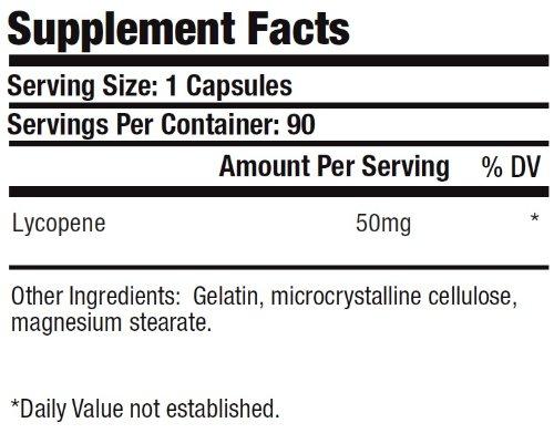 2 Bottles Lycopene 50mg 180 Total Capsules KRK Supplements by KRK SUPPLEMENTS (Image #4)