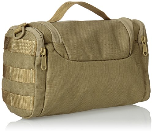 Maxpedition Gear Aftermath Compact Toiletries Bag, Khaki by Maxpedition (Image #1)