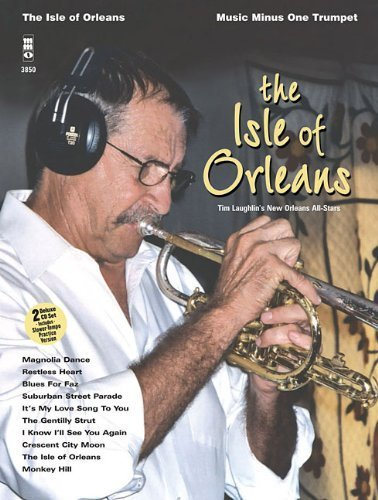 Music Minus One Trumpet: The Isle of Orleans (Sheet Music and CD Accompaniment) by Laughlin - Mall Laughlin Shopping