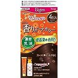 ホーユー ビゲン香りのヘアカラー乳液4NA (ナチュラリーブラウン)1剤40g+2剤60mL