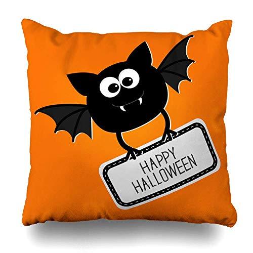(Mastexoru Decorative Throw Pillow Cover Square Cushion 18